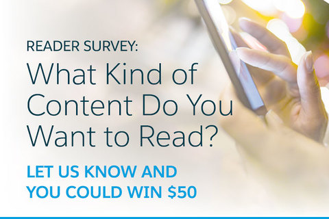 Survey: What Do You Want to Read on Our Blog?