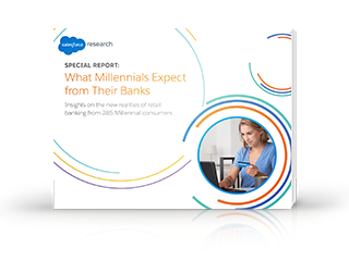 New Research: What Millennials Expect from Retail Banks