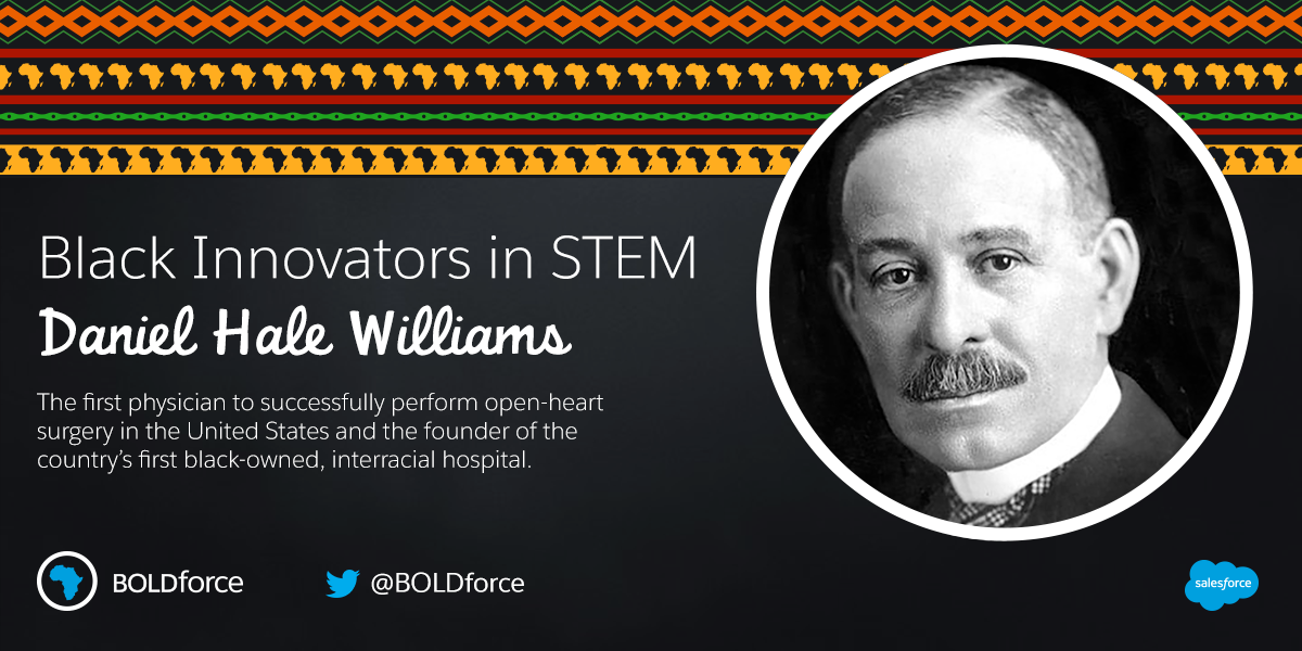 10 Black Innovators in STEM to Recognize This Black History Month - Salesforce Blog