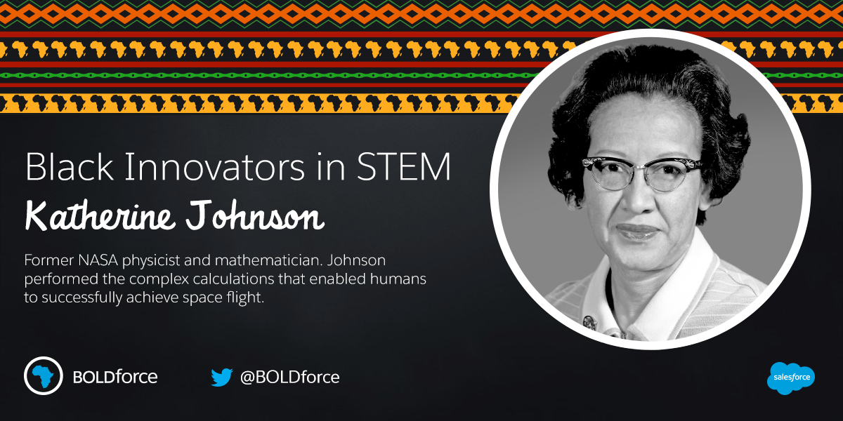 10 Black Innovators in STEM to Recognize This Black History Month