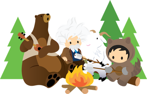 Meet the Creative Force Behind Salesforce Trailhead