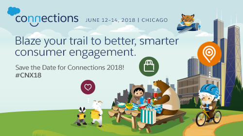 Announcing Salesforce Connections 2018