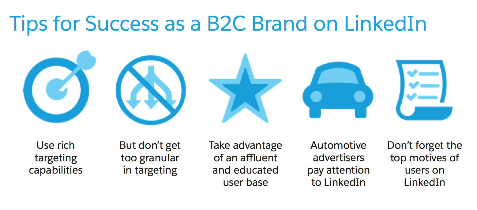 Why B2C Brands Should Pay Attention to LinkedIn Advertising