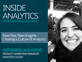 New Year, New Insights: Creating a Culture of Analytics