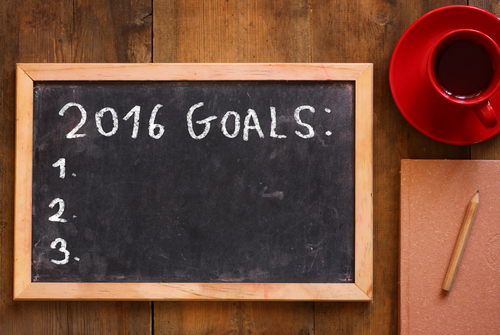 Marketing Ideas for 2016 | New Years Resolutions with Salesforce
