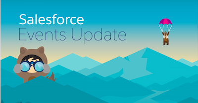 Transforming Salesforce Events in 2017