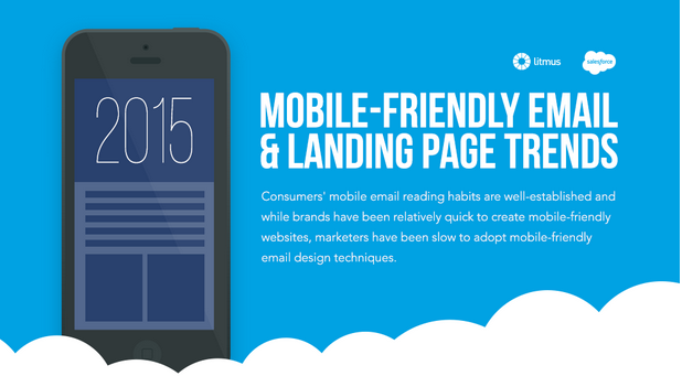 Mobile-Friendly Email & Landing Page Trends for 2015 [INFOGRAPHIC]
