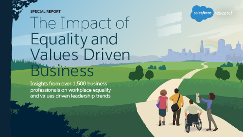 New Research: How Leading with Equality and Values Impacts Your Business