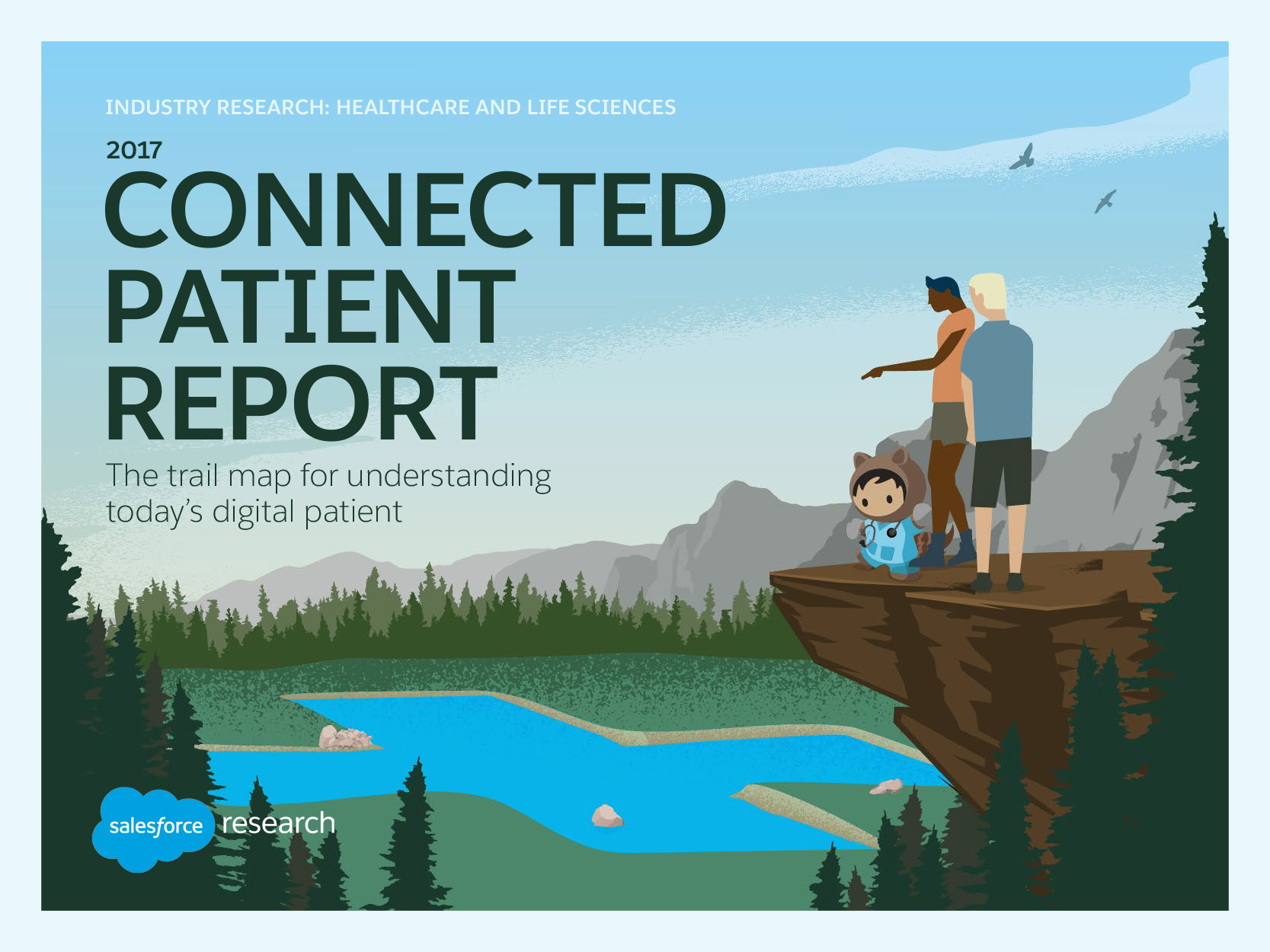 Salesforce '2017 Connected Patient Report': Payers and Pharmaceutical Firms Earn Patient Trust, Early Days for AI