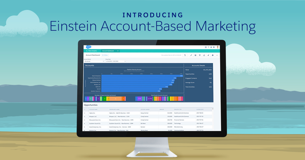 Revolutionizing B2B Sales and Marketing with Einstein Account-Based Marketing