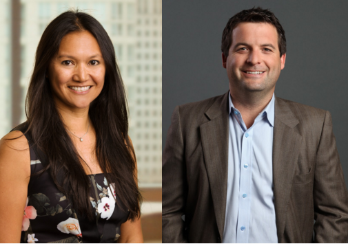 How Two Salesforce Leaders Run Their Business with Salesforce1