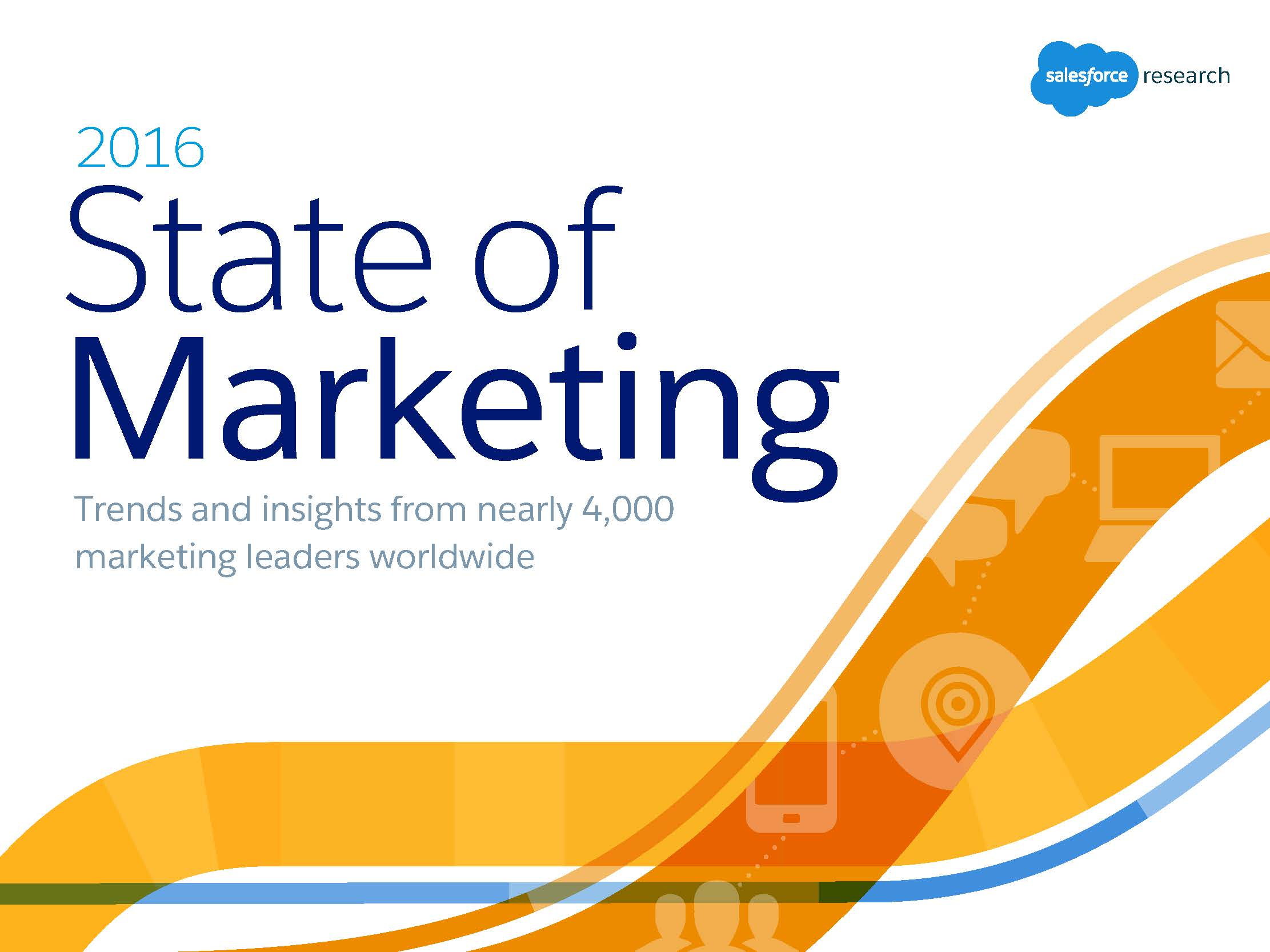 2016 State of Marketing Research Report