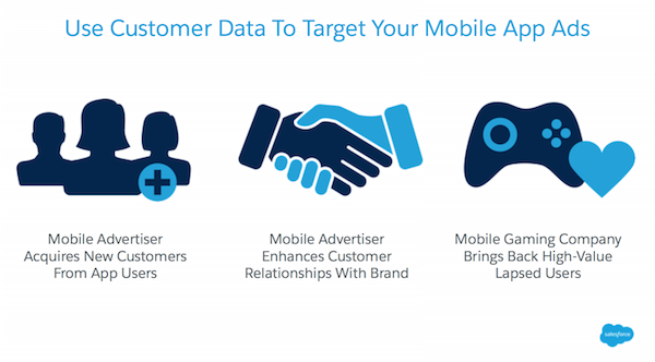 Use Customer Data to Target Your Mobile App Ads