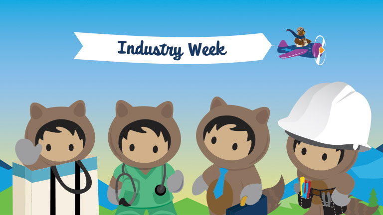 Industry Week: Marking One Year of Success in Financial Services and Healthcare