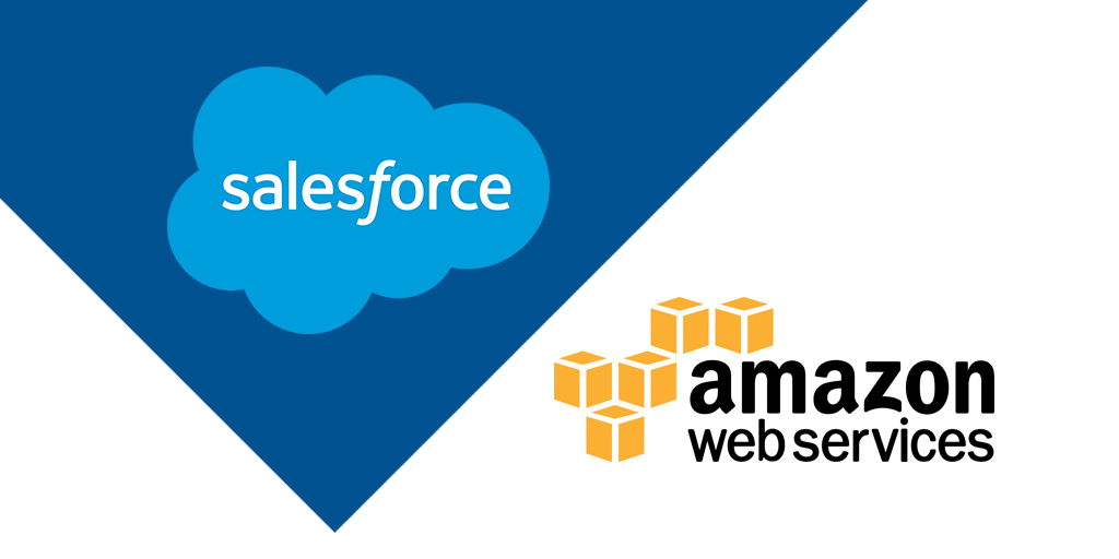 Salesforce Selects Amazon Web Services as Preferred Public Cloud Infrastructure Provider