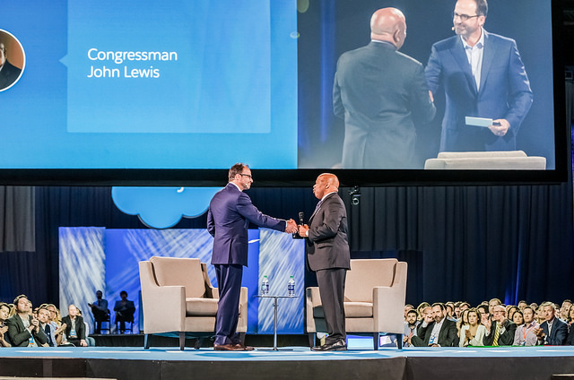 Relive Civil Rights Leader and Congressman John Lewis's Incredible Interview at Connections