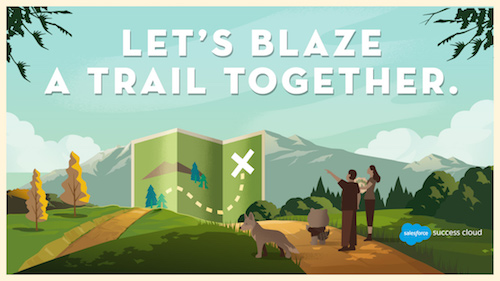 Let's Blaze a Trail Together