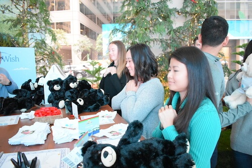1,100+ Build-a-Bears Find a Home with Kids in Need This #GivingTuesday