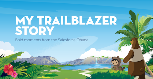 My Trailblazer Story: Nine Ohana Stories That Will Inspire You to be Bold