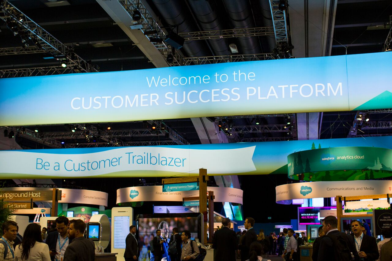 6 Trailblazing Brands Brought to Life in the Dreamforce Campground!