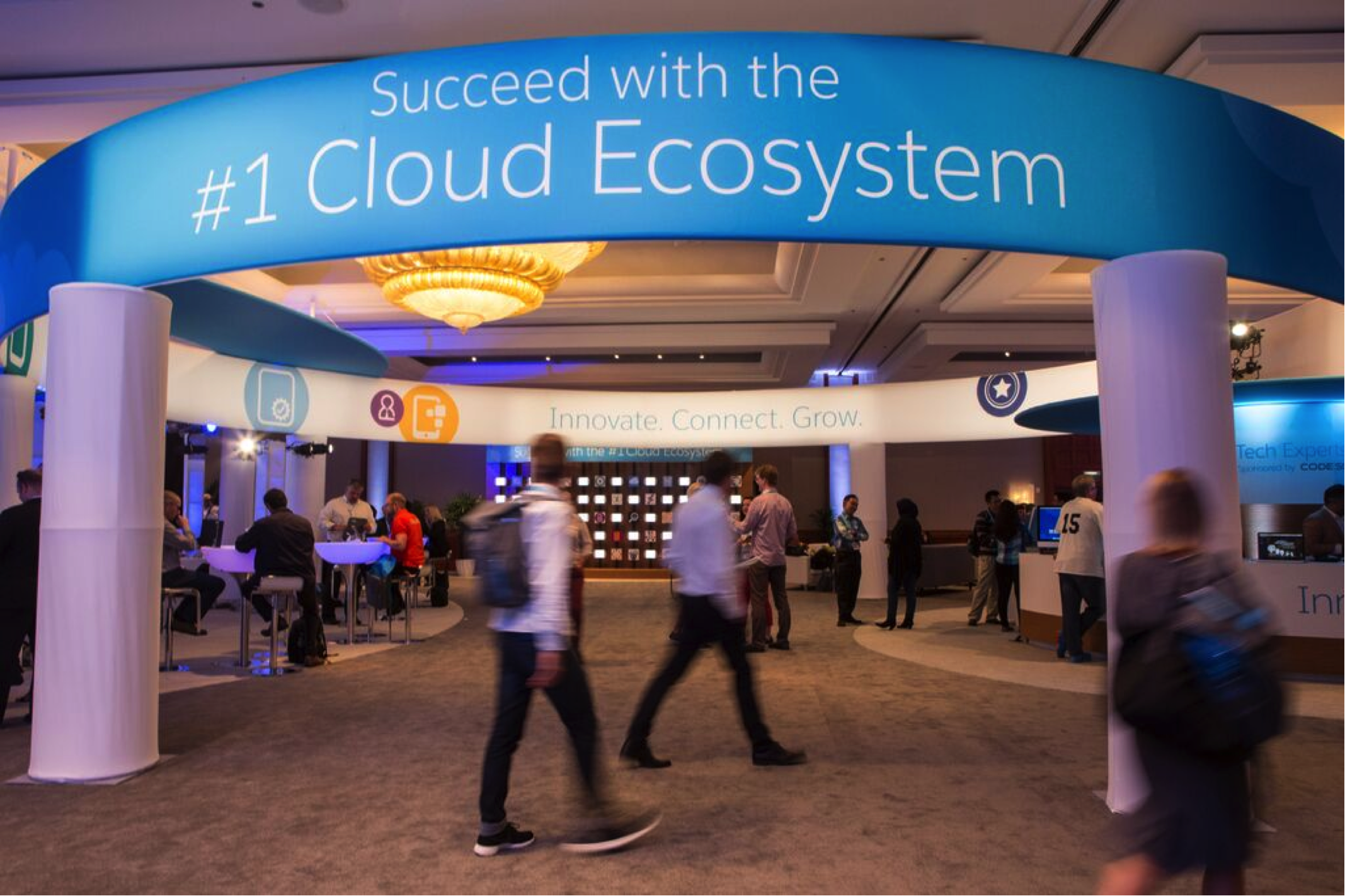 New Partner Resources, Momentum, and Giving Back Take Center Stage at Dreamforce '15