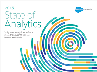 New Research: 2015 State of Analytics