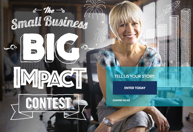 Hey Small Businesses: Here's Your Chance to Compete for $50K
