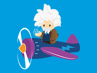 Introducing Salesforce Einstein—Make Smarter, More Productive Connections with Community Cloud