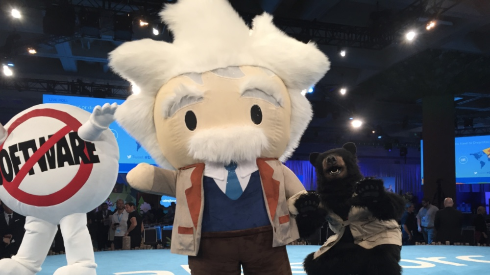 Get Smarter at Dreamforce with Einstein