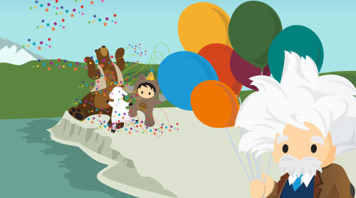Salesforce Einstein Turns One and Serves Up 475 Million Predictions Every Day