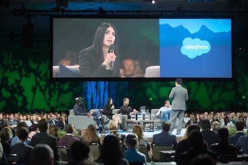 3 Ways to Experience Salesforce Ventures at Dreamforce '17