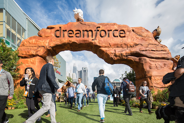 Image result for dreamforce 2019