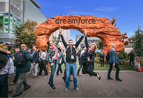 Trailblazers, Welcome to Dreamforce '18!