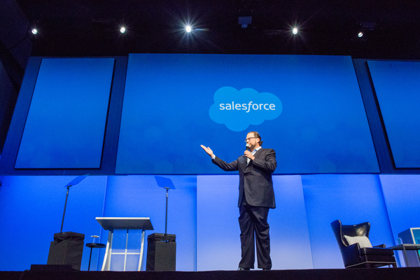 Watch Dreamforce '15 From Anywhere. Salesforce LIVE is Now Live.
