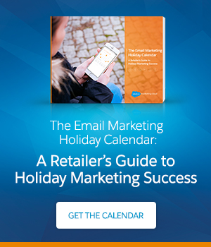 Get the Email Marketing Holiday Calendar