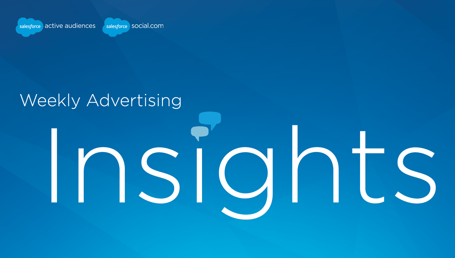 Advertising Insights: Mobile and Retail Together, eCommerce Across Devices, and Video Ads
