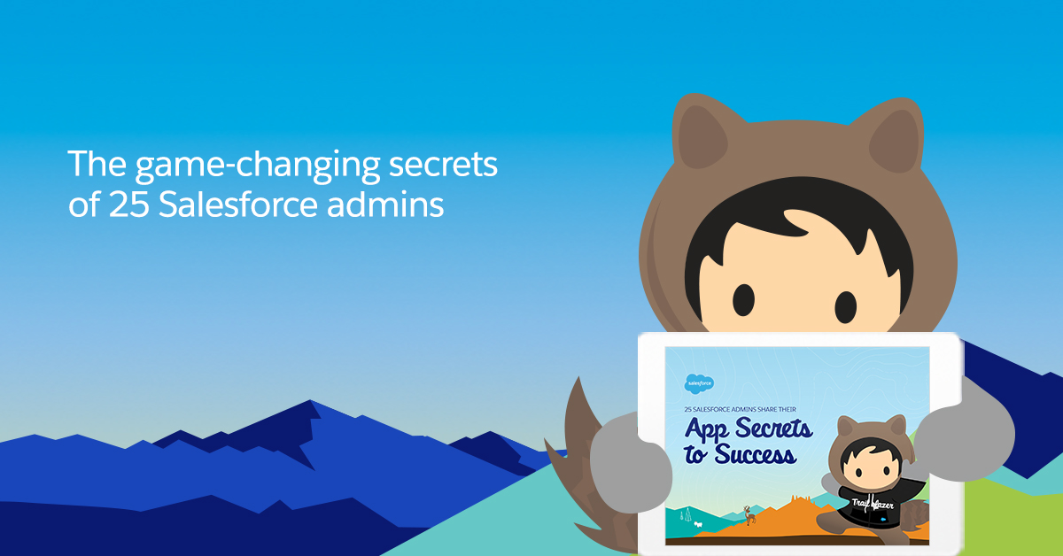20 Heroic Apps Revealed by Salesforce Admins