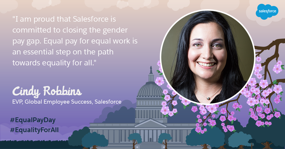 2017 Salesforce Equal Pay Assessment Update