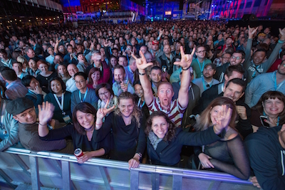 22 Amazing Dreamforce Facts, 22 Days to Dreamforce