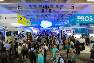 3 Ways to Get to Know Salesforce Ventures at Dreamforce '16