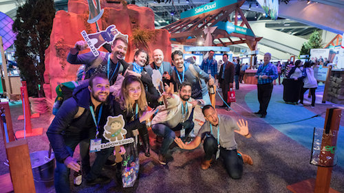 4 Fun Ways to Connect with the Trailblazer Community during Dreamforce '18