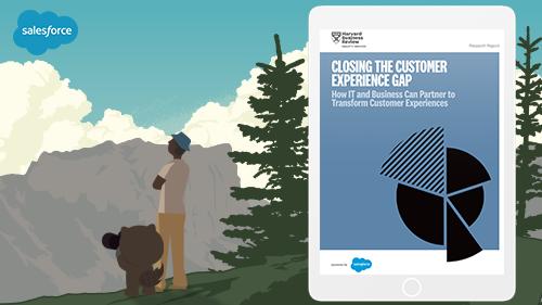 4 keys to closing the customer experience gap a study by harvard
