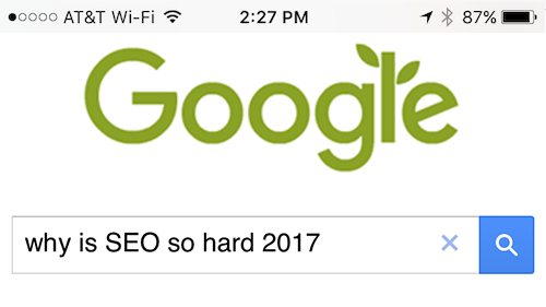 4 Practical, Actually Doable Tips for SEO in 2017