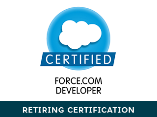 4 Reasons Why You Should Transition Your Force.com Developer and Advanced Developer Certifications Now