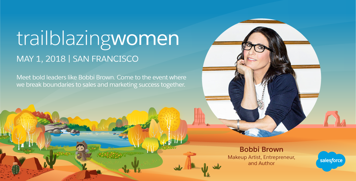 4 Reasons You Should Register to Attend Salesforce's Trailblazing Women Today