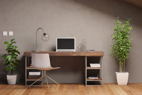 5 Ideas To Create A Comfy, Productive Home Office