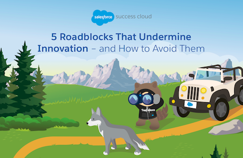 5 Roadblocks That Undermine Innovation — and How to Avoid Them [INFOGRAPHIC]