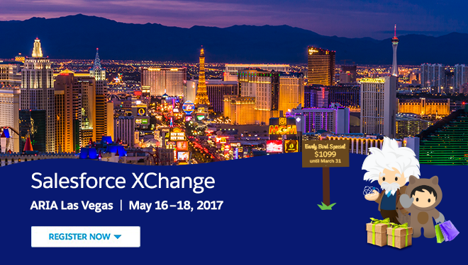 5 Things to Know About Salesforce XChange