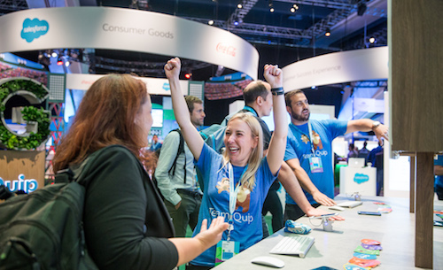 "5 Tips to ""Make Things Happen"" at Dreamforce '18 with Quip"