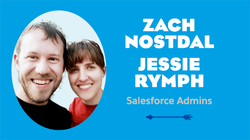 A Salesforce Love Story